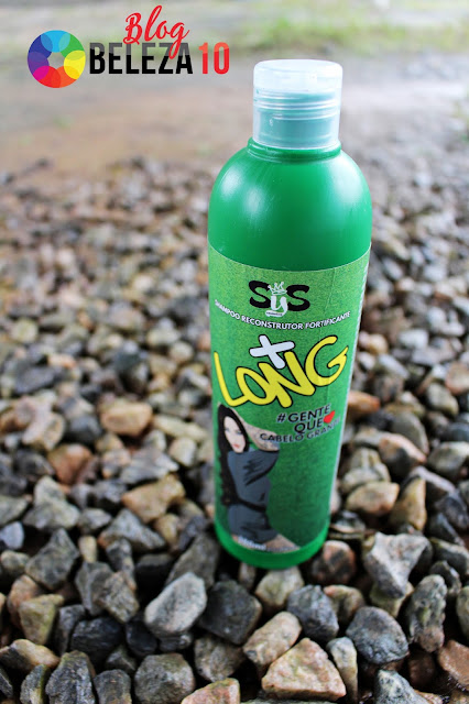 Crescimento Capilar, Shampoo Fortificante, Beleza10, SyS Cosmetics, Cabelos Longos