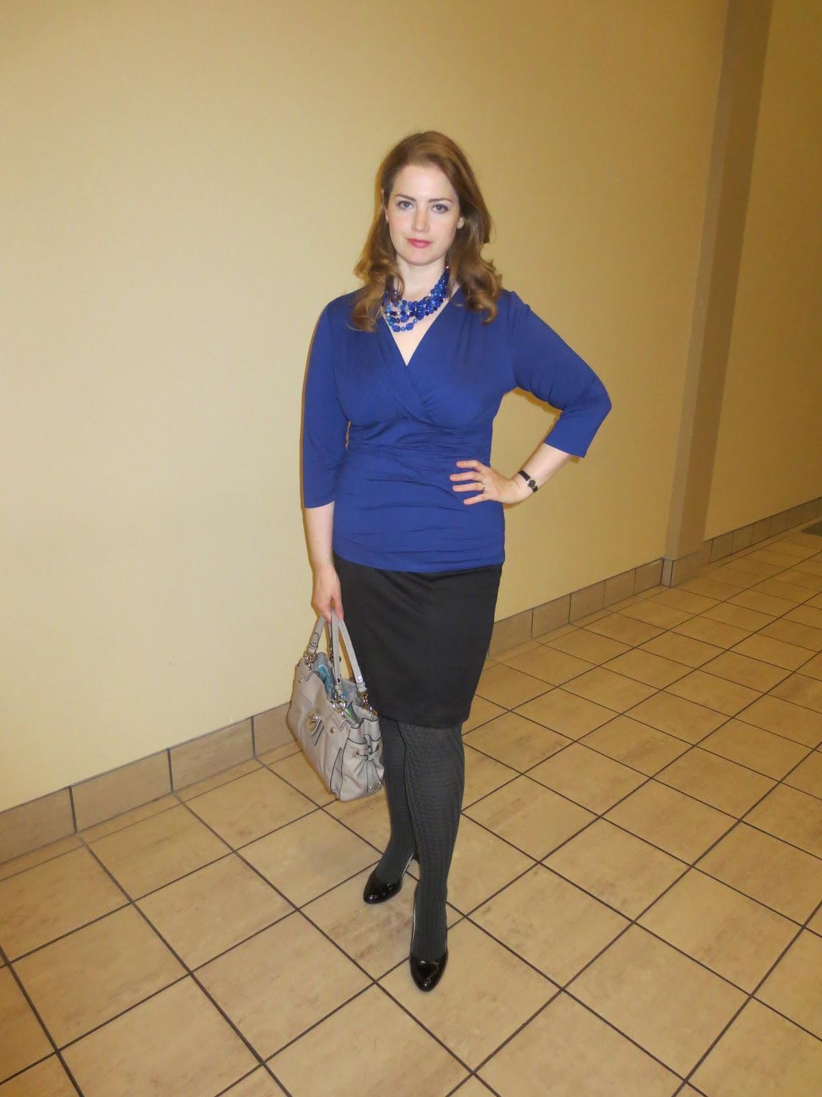 Fashion Tights Skirt Dress Heels January 2013