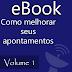[LANÇAMENTO] E-book AzManiac - Como melhorar seus apontamentos Vol. 1