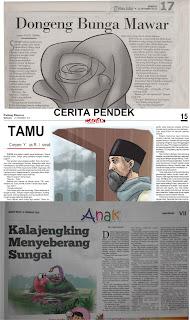 tips mengirim karangn Yus R. Ismail
