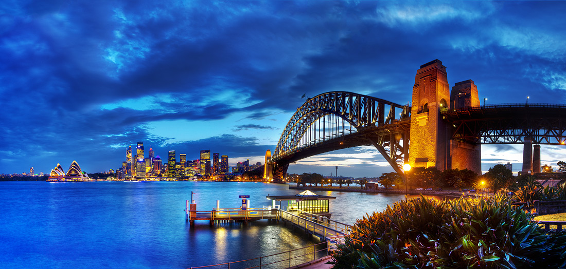 Sydney Harbor - Source: http://www.export.gov/australia/