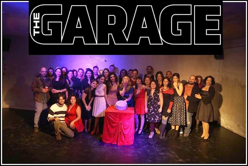 ΣΥΝΕΝΤΕΥΞΗ ΤΗΣ ΕΛΕΝΗΣ ΔΑΓΚΑ : ΑΥΤΟ ΕΙΝΑΙ ΤΟ ''THE GARAGE''  ΣΤΟ ΡΕΘΥΜΝΟ!!