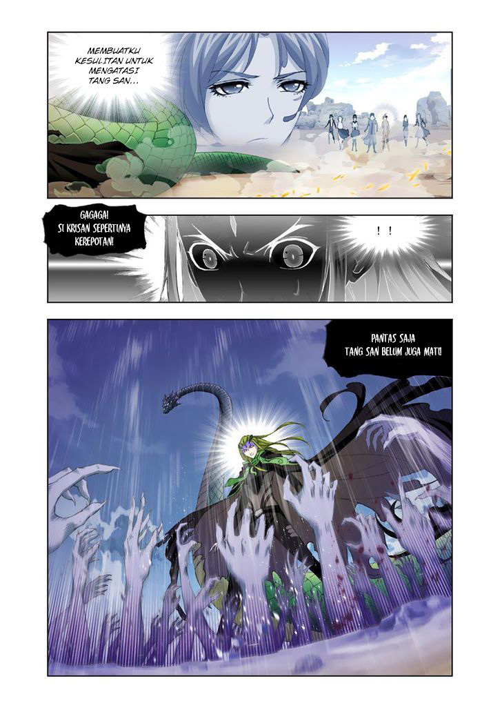 Soul Land Chapter 126