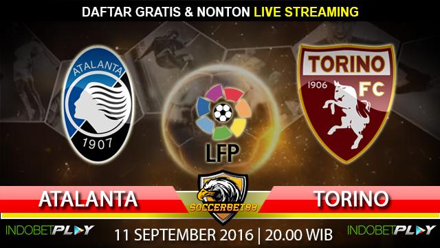 Prediksi Atalanta vs Torino 11 September 2016 (Liga Italia)