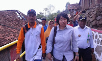 Tim Pusat Merasa Puas dengan Realisasi Program NUSP2 di Kelurahan Jatiwangi