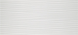 White body wall tiles 3D Wall Design Flows White