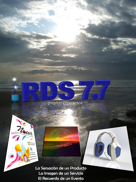 RDS 7.7 - GRAPHIC EXPERIENCE