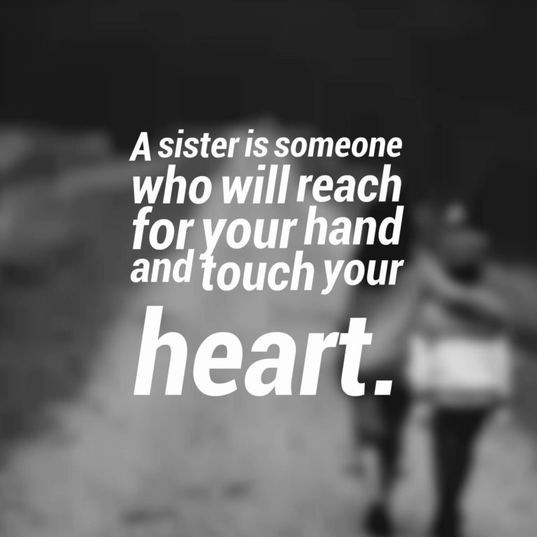 sister quotes for you