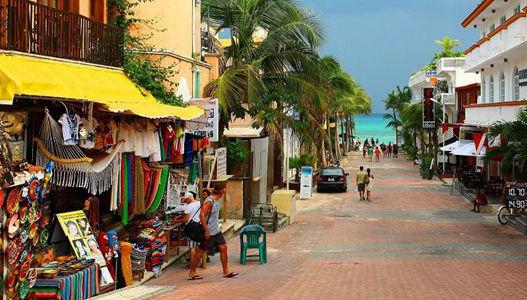 Lugares Iconicos De Playa Del Carmen Hotel El Punto