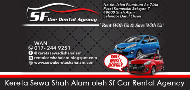 Sf Car Rental Agency