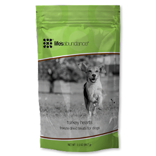 freeze dried turkey treats