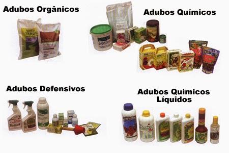 #Adubo ou Fertilizante