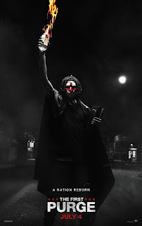 The First Purge - Poster & Trailer