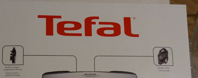my Tefal products