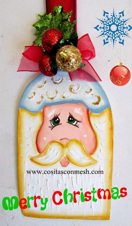 adornos-navideños-cocina-manualidades