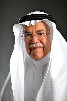 His Excellency Ali Al-Naimi, Saudi Arabia's former Minister of Petroleum and Mineral Resources
