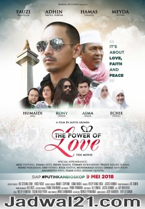 Jadwal 212 THE POWER OF LOVE di Bioskop
