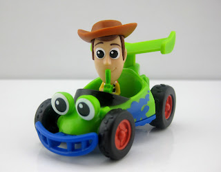mattel toy story minis vehicles woody RC