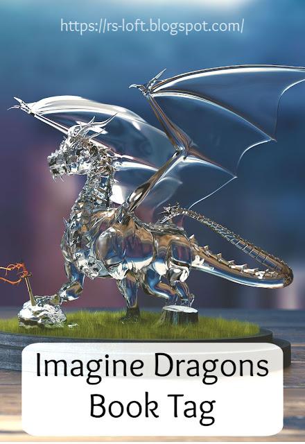 Imagine Dragons Book Tag