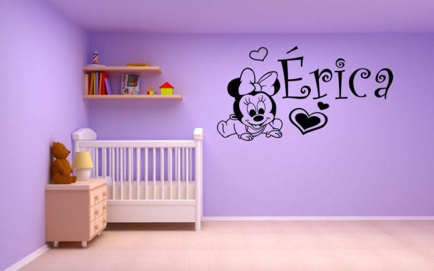 Ideas para decorar con vinilos infantiles