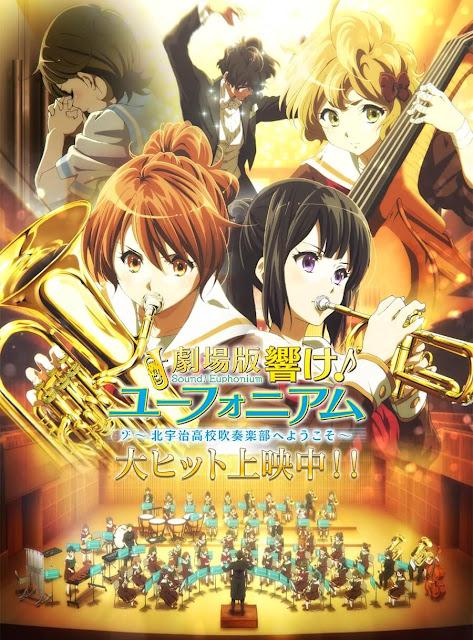 Download Hibike! Euphonium Movie: Kitauji Koukou Suisougaku-bu e Youkoso ( Movie ) BD Sub Indo | Anime Loker