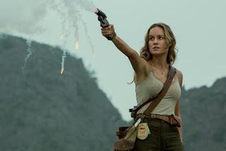 Brie Larson - Kong - filme