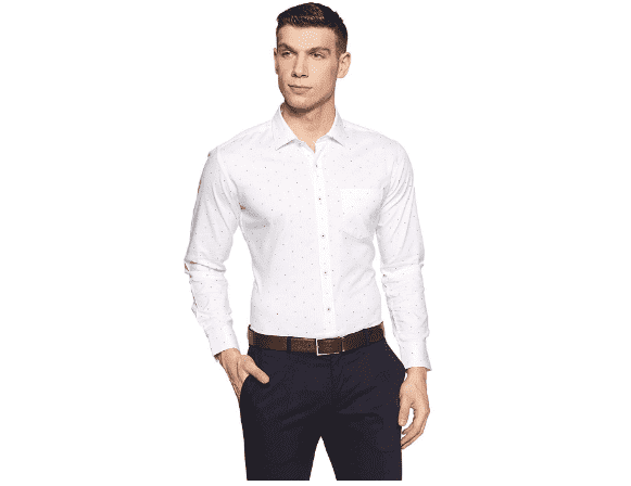 80% Off on Symbol Men's Formal Shirts offer