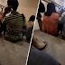(Video)  Kantoi rakam gambar bawah skirt