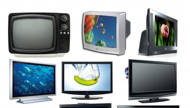 Berbagai Layar Televisi yang Sering Digunakan