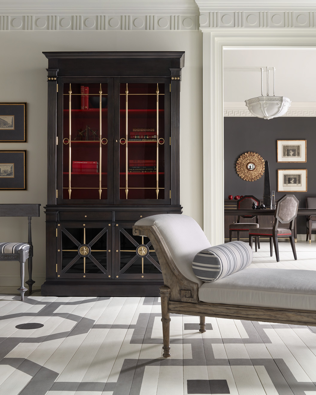 Beautiful Furniture By Mary Mcdonald For Chaddock Home And Offered Through John Rosselli Showroom In New York City