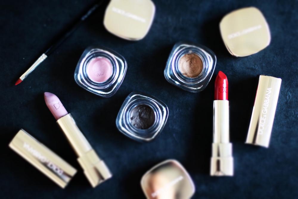 dolce gabbana maquillage automne 2015 avis test swatches