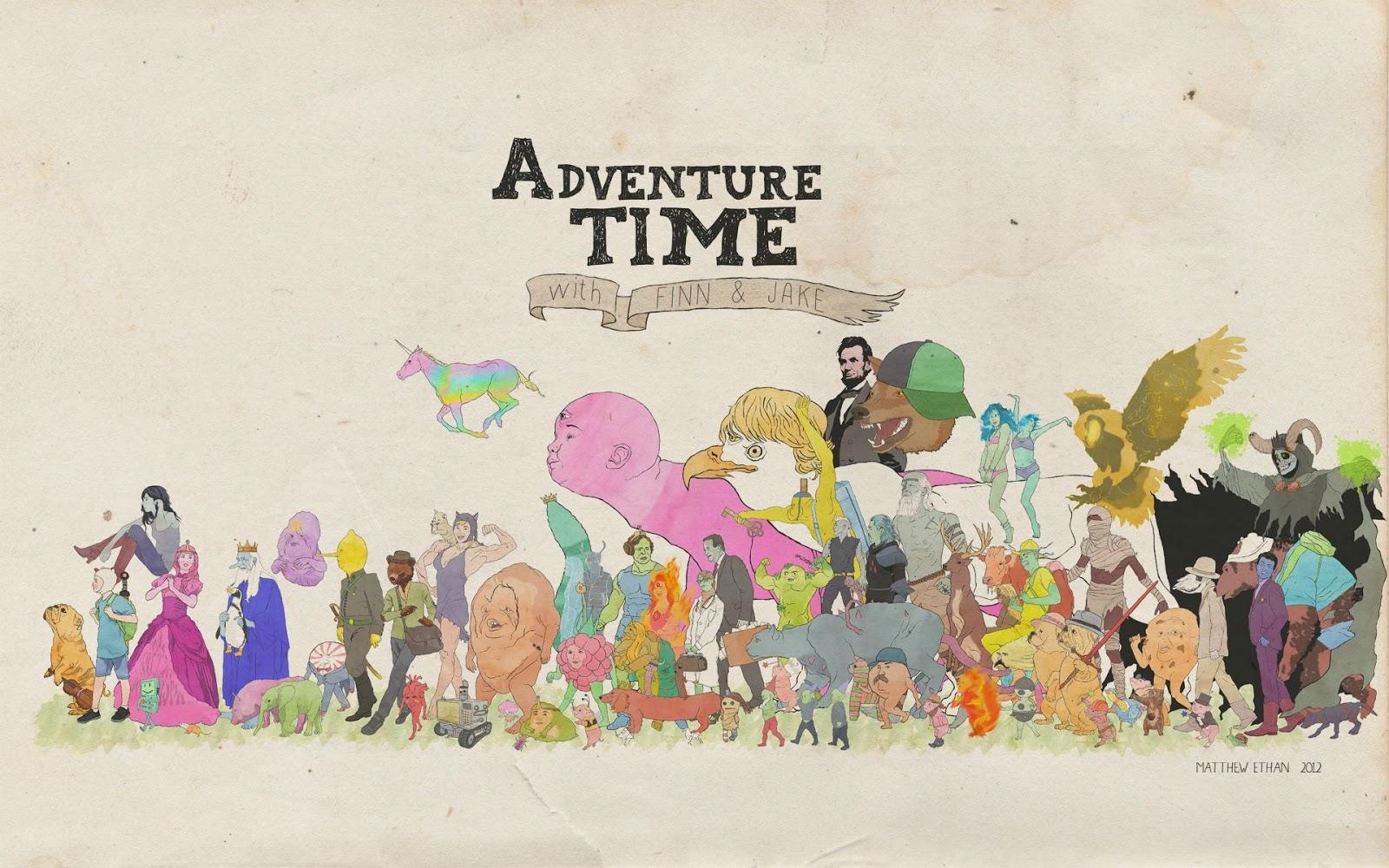 Descargar Fondos Hora de Aventura, Wallpapers Adventure ...