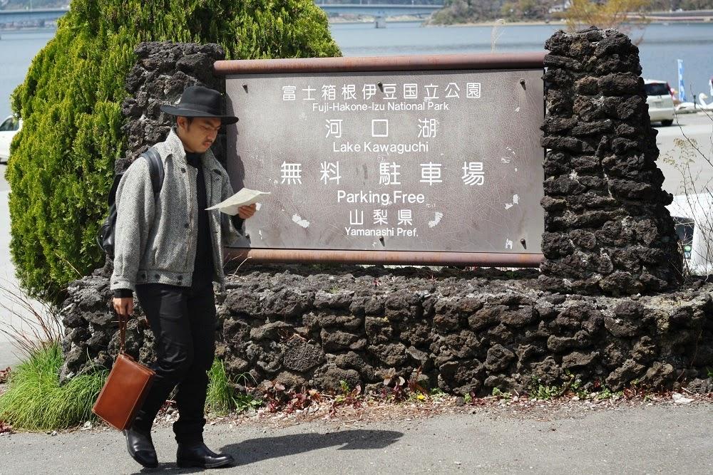 DELUXSHIONIST TRAVEL TO LAKE KAWAGUCHIKO YAMANASHI JAPAN BY TOKYO RAIL DAYS TRIP INDONESIA