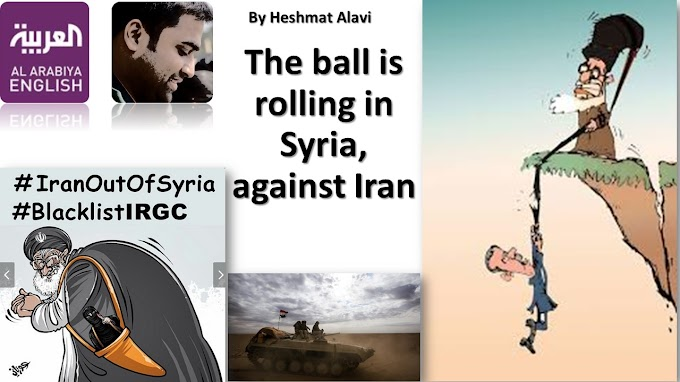 The ball is rolling in Syria, against Iran