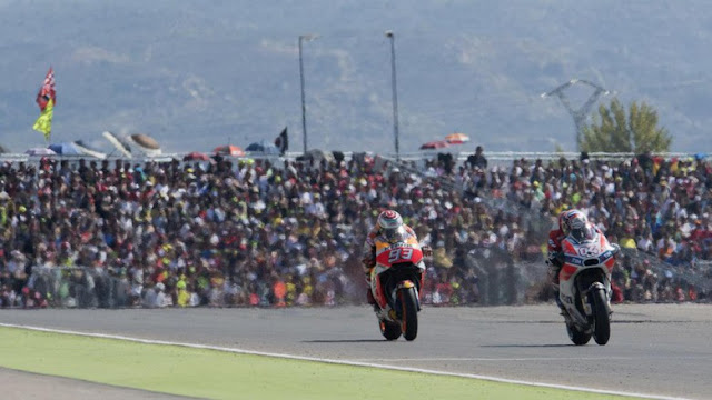 Ducati: Kami Tidak Kehilangan Titel Juara di Aragon