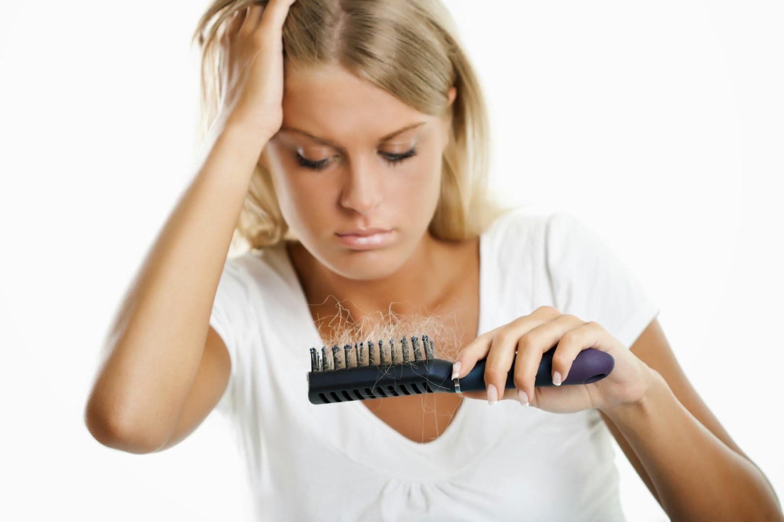 Cara Mengatasi Rambut Kering secara Alami