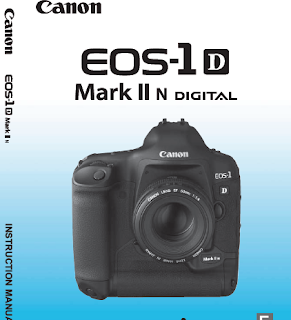 Canon EOS 1D Mark II N Manual
