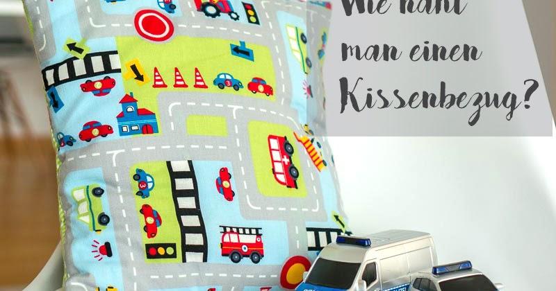 cuchikind diys f r kinder anleitung zum n hen eines kissenbezuges. Black Bedroom Furniture Sets. Home Design Ideas