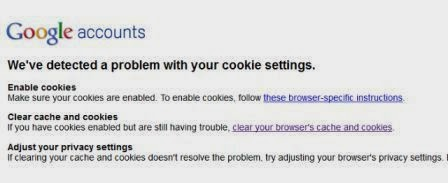 Cara Mengatasi Mozilla Firefox Tidak Bisa Login ke Gmail