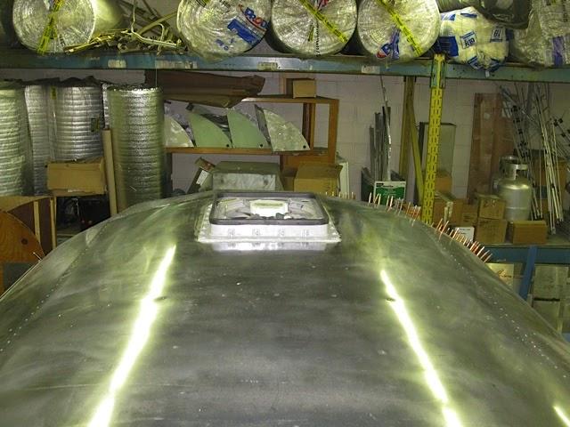 Byam U0026 39 S  U0026 39 55 Flying Cloud  Fantastic  Fans Installed And The