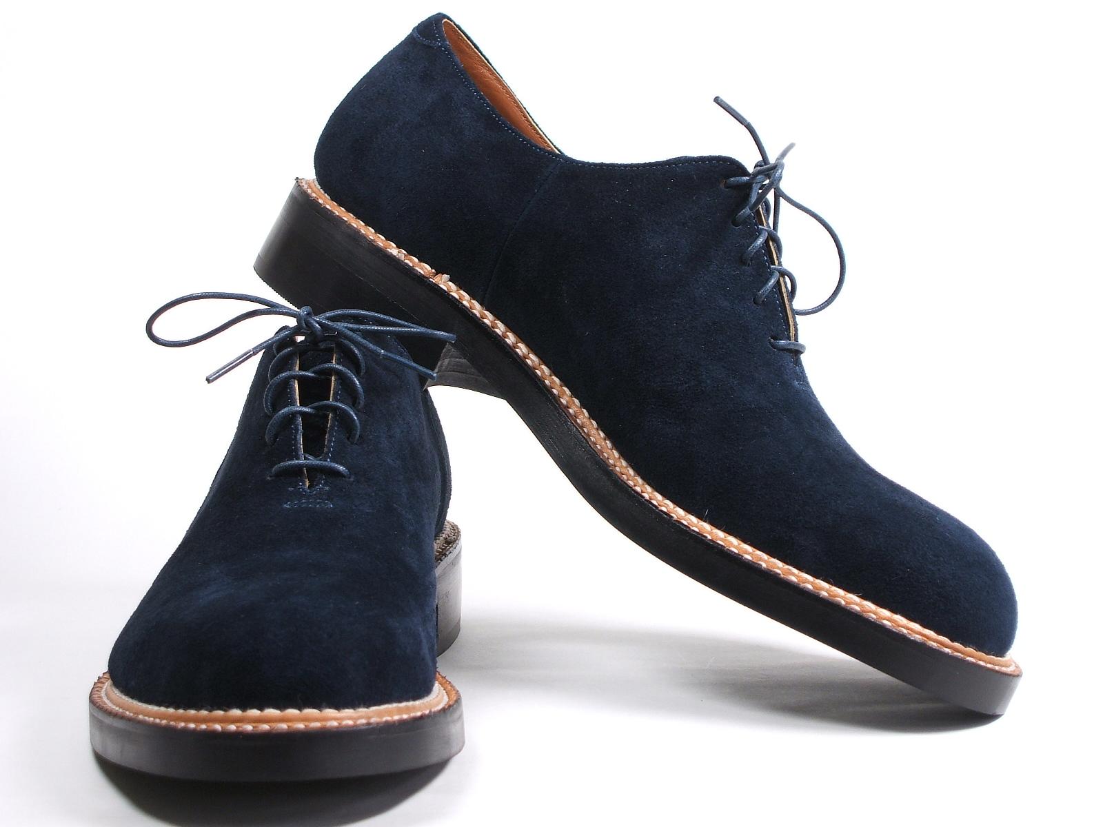 John Lofgren & Co. X Carl Perkins = Blue Suede Shoes ...