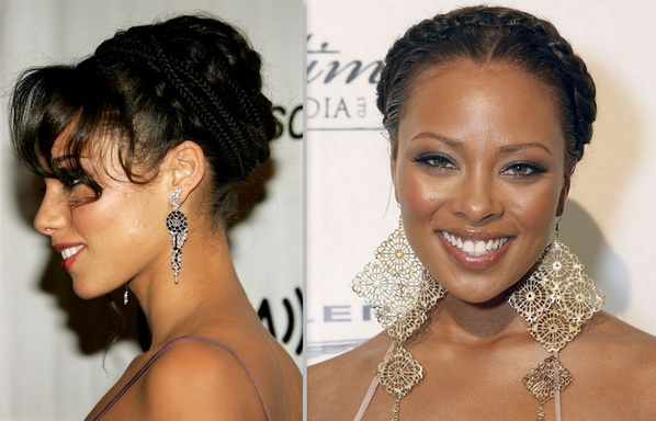 2013 Wedding Hairstyles And Updos: Latest Wedding Hair-styles 2013 For Black Women