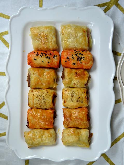 Hojaldres salados rellenos ¡6 ideas fáciles, rápidas y deliciosas!