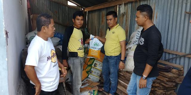 Polres Bone Gagalkan Penyelundupan dan Perdagangan Ilegal Bibit Jagung Bantuan Pemerintah