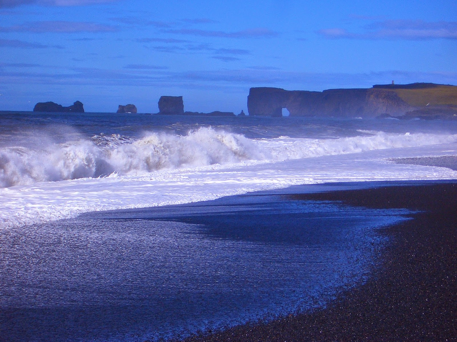 Dyrhólaey, Islandia