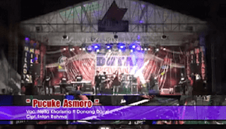 Lirik Lagu Pucuke Asmoro - Nella Kharisma Ft Danang Danzt