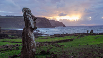Anthropologists uncovered one of the main secrets of idols from Easter Island Planet-today.com