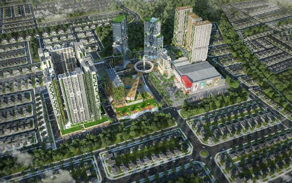 Superblok Safira City Urban