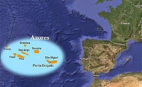 ddd - Piramide gigantesca a 60 metros bajo el mar en las Azores