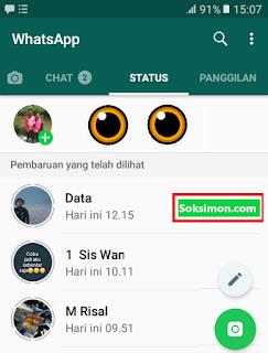 2 Cara Melihat Story WhatsApp Tanpa Diketahui Pembuat Status